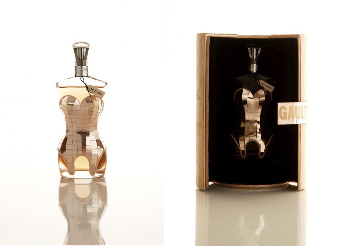 "Jean Paul Gaultier Classique Special Edition ""Facettes"".Modelmaking"
